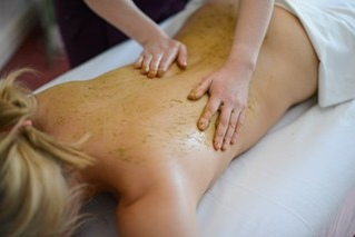 Cleansing Back Treatment from Natural at Heart