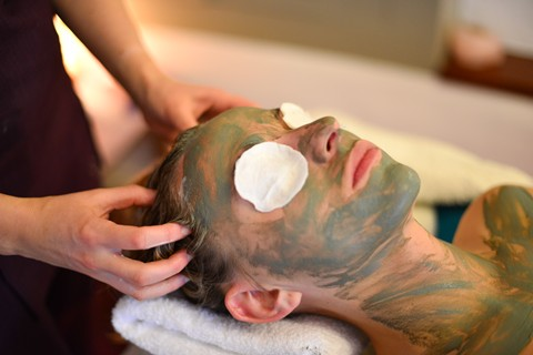 Facial and Scalp massages in the Lake District